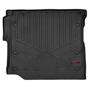 Cargo Liner Heavy Duty Rough Country per Wrangler JLU 4 porte (2019-) con subwoofer