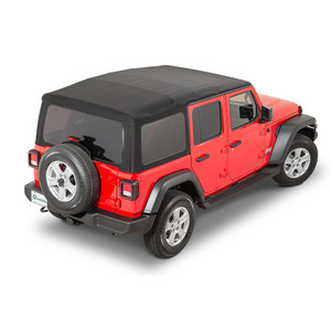 Mopar Sailcloth Soft top kit per Wrangler JLU 4 porte (2019-)