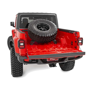 Porta ruota di scorda da cassone Rough Country per Jeep Gladiator JT
