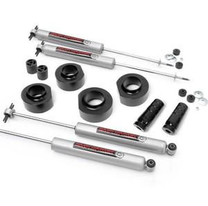 "Assetto + 1,5"" Rough Country per Jeep Grand Cherokee ZJ 93-98"
