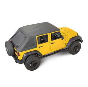 QuadraTop Adventure Top S per Jeep Wrangler JKU 4 porte 07-18