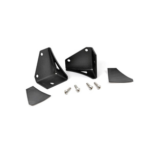 Supporto faretti supplementari parabrezza Rough Country per Jeep Wrangler YJ