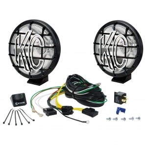 "Kit KC HiLiTES 6"" Apollo Pro Series 100 Watt"