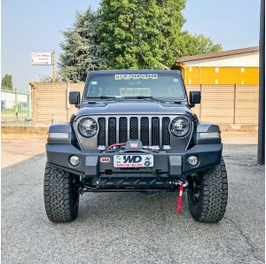 Kit Paraurti OMOLOGABILE Wrangler JL e JLU 4wd Italia ARB Equipped