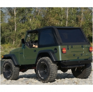 Suntop Ultimate Top per Jeep Wrangler TJ