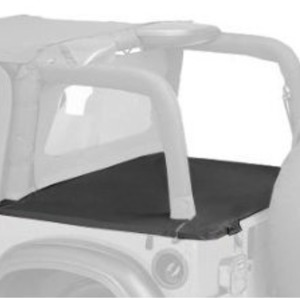 Duster Deck Cover Jeep Wrangler tJ