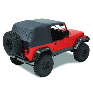 Emergency top CJ7 / YJ