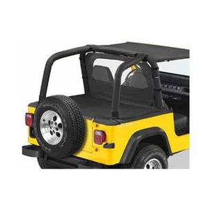 Duster Deck Cover Jeep Wrangler YJ