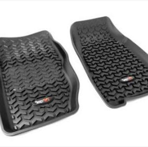 Tappetini Anteriori Rugged Ridge All Terrain per Cherokee XJ