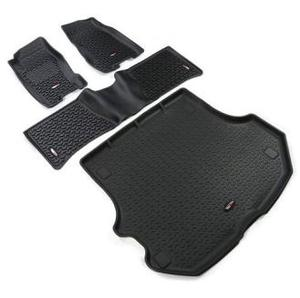 Combo Tappetini Rugged Ridge All Terrain per Grand Cherokee WJ