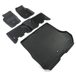 Combo Tappetini Rugged Ridge All Terrain per Grand Cherokee ZJ
