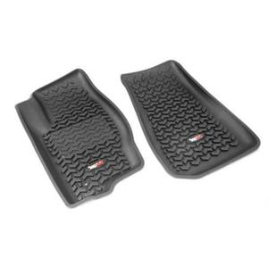 Tappetini Anteriori Rugged Ridge All Terrain per Jeep Compass e Patriot