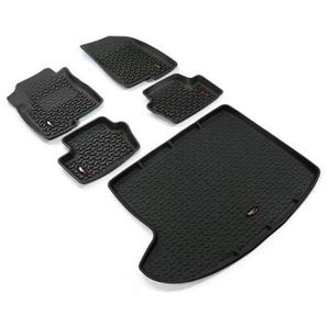 Combo Tappetini Rugged Ridge All Terrain per Jeep Compass e Patriot