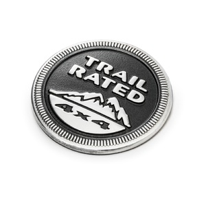 "Badge ""Trail Rated"" originale"
