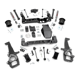 "Kit +6"" Rough Country per Dodge Ram 1500 4WD 09-11"