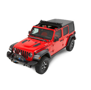 Sunrider Bestop Black Diamond per Hard Top Wrangler JL