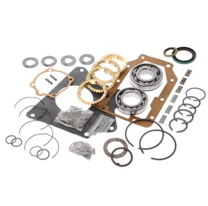 Kit completo di revisione cambio manuale 4 marce T-176 e T-177 per Jeep CJ (81-84)