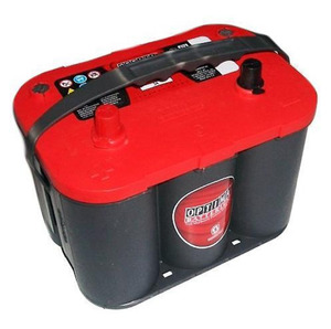 BATTERIA OPTIMA RED TOP 50AH 815Aen 12V