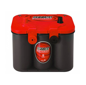 BATTERIA OPTIMA RED TOP DOPPIO POLO 50AH 815Aen 12V