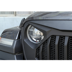Griglia mascherina Angry Eyes OFD per Jeep Wrangler JL